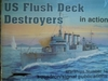 US Flush deck Destroyers