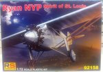 Ryan NyP Spirit of St. Louis, RS Models, 1/72