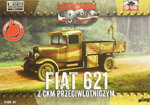 LKW Fiat 621 mit Fla-MG,First To Fight, 1/72