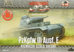 Pz.Kfw.III Ausf.E, First To Fight, 1/72, Panzer III E