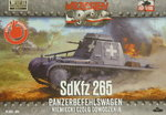 Sd.Kfz.265 Panzerbefehlswagen, First To Fight, 1/72