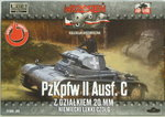 Pz.Kfw.II Ausf.C, First To Fight, 1/72