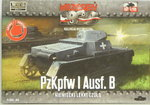 Pz.Kfw.I Ausf.B,First To Fight,1/72