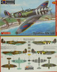 "Supermarine Spitfire Mk.VB ""Early"", KP, 1/72"
