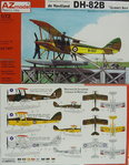 "De Havilland DH-82B ""Queen Bee"" , AZ Model, 1/72,"