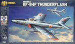 Republic RF-84F Thunderflash, 1/48, Tanmodel