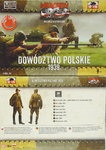 Polish Infantry Staff 1939,First To Fight, 1/72