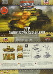 Light Tank 7TP dw, First To Fight, 1/72
