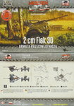 2 cm AA Gun Flak 30 ,First To Fight, 1/72, Doublekit