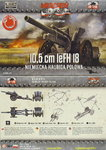 10,5 cm le.FH 18 ,First To Fight, 1/72,