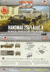 Sd.Kfz.251/1 Ausf.A, First To Fight, 1/72