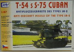 AA-System S-75 on T-54 Chassis, Cuban , 1/87, SDV