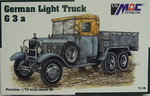German Light Truck G 3a , 1/72, MAC