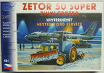 Zetor Z 50 Super Winter Road Service,1/87, SDV