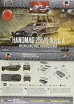 Hanomag Sd.Kfz.251/6 Ausf.A, First To Fight, 1/72