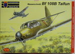 Messerschmitt Bf-108 B Taifun,International, KP, 1/72 ,