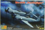 "Messerschmitt Me-609 ""Nightfighter"" , RS-Model, 1/72"