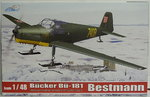 Bücker Bü-181 Bestmann, International , Stransky, 1/48
