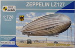 airship Zeppelin LZ 127 'Graf Zeppelin' ,1/720, Mark I