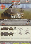 Sd.Kfz.221 Scout Car, First To Fight, 1/72