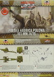 100 mm Haubitze M 14/19 Skoda ,First To Fight, 1/72,