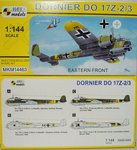 Dornier Do-17 Z-2/3 , Eastern Front, 1/144, Mark I.Models