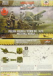 100 mm Haubitze M 14/19 Skoda early ,First To Fight, 1/72,
