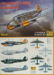 Caudron C-445 Goeland French Service, RS Models, 1/72