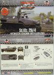 Sd.Kfz.251/4 Artillery Tractor, First To Fight, 1/72