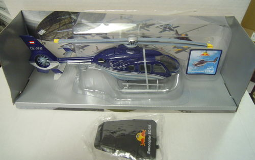 "Eurocopter EC-135  ""Flying Bulls"", 1:43, NewRay"
