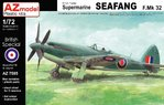 Supermarine Seafang F.Mk.32, AZ Model, 1/72