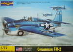 Grumman FM-2 U.S.Navy Fighter, 1/72, Admiral