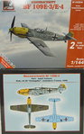 "Messerschmitt Bf-109 E-3/E-4"" Battle of Britain Aces"", Armory, 1/144, 2 models inside"