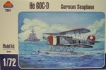 German Seaplane Heinkel He-60 C-D, 1/72, AIM