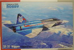 "Saab SF-37 Viggen ""Swedish Eyes"", 1/72, Special Hobby"