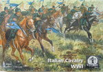 Italian Cavalry WW I, 1/72, Waterloo 1815