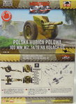 100 mm Haubitze M 14/19 Motorised ,First To Fight, 1/72,