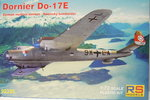 Dornier Do-17E, RS Models, 1/72