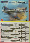 "Supermarine Spitfire Mk.VC ""Allied Fighters"", KP, 1/72"