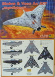 Nightfighter Blohm & Voss Ae-607, RS Models, 1/72