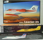Gates Learjet 35, 1/144, Stransky