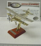 Antonov AN-2, Ready Model, Silver Edition, 1/200, Atlas