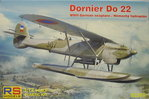 Dornier Do-22, RS Models, 1/72