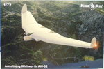 Armstrong Whitworth AW-52, 1/72, Mikro Mir