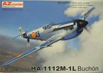 HA-1112M-1L Buchon, 1/72, AZ Model