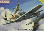"Messerschmitt Bf-109 E-3 ""Battle of Britain"", AZ Model, 1/72"